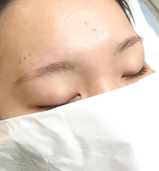 반영구로 인생눈썹만들기~ (홍대/일산)