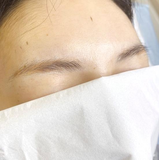 승무원이 찾는 반영구 눈썹 문신 전문샵~(홍대/일산)